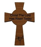 Celtic Cross - Christ the Lord Has Risen Today