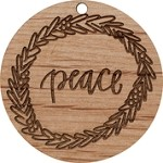 Christmas  Ornament - Peace