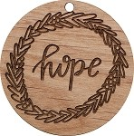 Christmas  Ornament - Hope