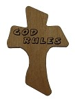 Freestyle Cross - God Rules